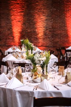 A Unique & Oh-So Pretty DIY Wedding at The Charles River Museum of Industry - Fab You Bliss