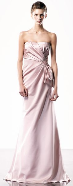 Modern A-line Floor length gown $189.00
