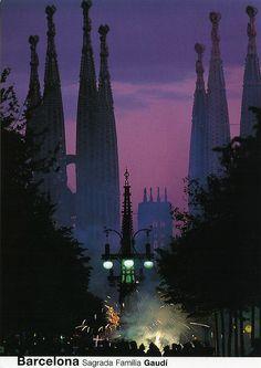 La Sagrada Familia ~ Barcelona, Spain