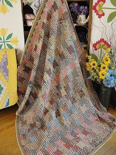La culture matérielle de Barbara Brackman