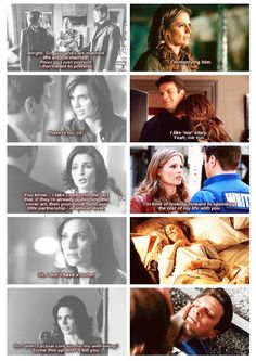The evolution of Caskett <3 <3 <3--oh my gosh...feels