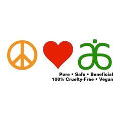 Peace ..... Love ...... Arbonne #vegan #crueltyfree #puresafebeneficial #Arbonne