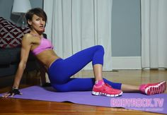 Day 3 Week 1 of The 30 Day Challenge – International Love Workout