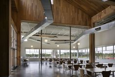 Abercrombie & Fitch - Campus and Headquarters in New Albany, Ohio by Anderson Architects,