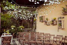 decoração casamentos simples e baratos - Pesquisa Google