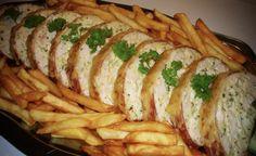Myslíme si, že by sa vám mohli páčiť tieto piny - Meatloaf, Baked Potato, Sushi, Cake Recipes, Chicken Recipes, Pork, Food And Drink, Turkey, Menu