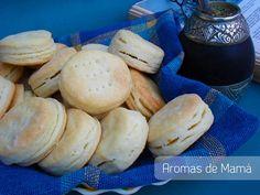 Bizcochitos materos ~ Aromas de Mamá | Recetas de Cocina | aromasdemama.com