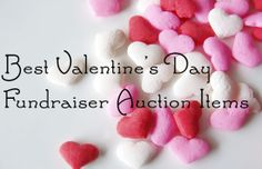 Best Fundraiser Auction Items Around Valentine's Day | ShopBidGive.com How creative! I hope the gentlemen have read this blog for future references, haha!!