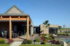 Atrium, Arches, View Photos, Exterior, Cabin, House Styles, Building, Outdoor Decor, Home Decor