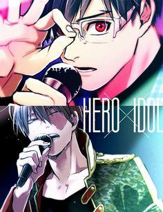 Todoroki Shouto / Iida Tenya / Boku no hero académia
