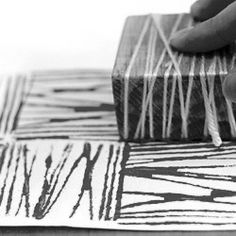 Printmaking is the process of making artworks by printing, commonly upon paper. Printmaking covers lonely the technique of making prints next an aspect of creativity, … Ecole Art, Preschool Art, Art Plastique, Elementary Art, Art Activities, Teaching Art, Art Techniques, Diy Art, Art Lessons