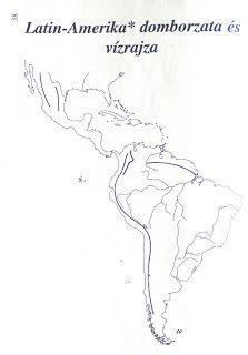 Minden, ami földrajz!- 7.osztály: Vaktérképek