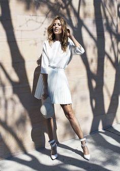 Summer manifesto - White Looks - Clothing Essentials • ADORENESS.com