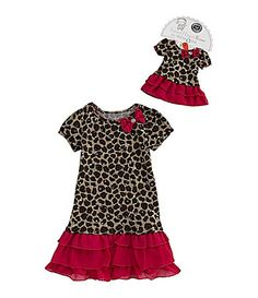 Sweet Heart Rose for Dollie & Me 4-10 Sweater Dress | at Dillards.com (several more)