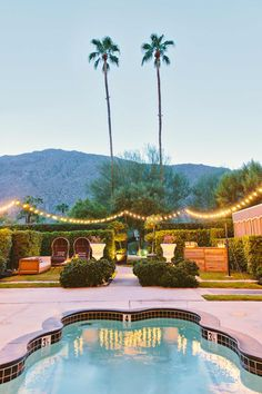 A Boutique Hotel Nestled In The Heart Of Downtown Palm Springs Historic Avalon Rests At Foot San Jacinto Mountains On