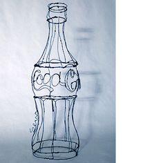 Love coca cola, love wire!  Martin Senn