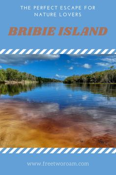 Bribie Island, the perfect escape for nature lovers. #australia #queensland #travel #traveldestinations #island #brisbane #traveltips #travelaustralia #travelblog Group Travel, Us Travel, Travel Guide, Amazing Destinations, Travel Destinations, Will You Go, The Perfect Getaway, Travel Companies, Island