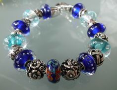 Combination with my new Butterfly..... :-)  Join us for great inspiration!  http://trollbeadsgalleryforum.ning.com/