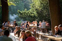 Café am neuen See - Biergarten im Tiergarten Berlin