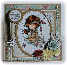 Just Love To Stamp: Whimsy stamps new release - Waynet