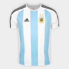 Camiseta Adidas Selección Argentina Fan -  Futbol  Football  Argentina   Camiseta 7a9c17529e018