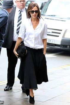 Best dressed - Victoria Beckham. Follow me on Instagram @poshlifemiami