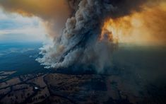 NMA Momentous – Sharing Australia's bushfire and pandemic stories Costa Leste, Melbourne, Coast Australia, The Day Will Come, His Travel, Pacific Coast, Climate Change, Waterfall, Clouds