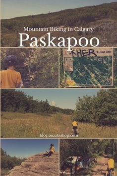 The mountain biking trails on Paskapoo Slopes are some of the best around Calgary, and they're right in the city. Alberta Travel, Mountain Bike Trails, Calgary, Good To Know, Good Things, Activities, Explore, City, City Drawing