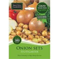 Stuttgarter Onion Sets 300g | Poundland