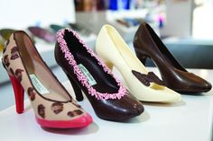 "Chocolate ""Jami Shoo"" shoes - High Fashion only at PeterBrooke Winter Park - Gotta have them (delish!)"