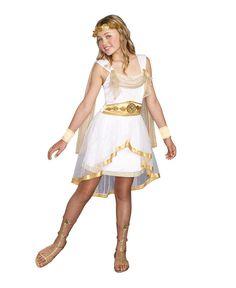 Miss Olympian Greek Tween Girls Costume - Dreamgirl 9930 #Dreamgirl #CompleteCostume