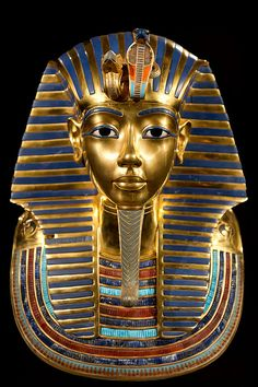 Tutankhamun. I remember seeing this display in 1979 at the Seattle Center. It blew my mind.