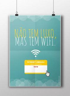 Download Grátis: Pôster WiFi