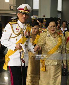 Thailand Celebrates The Kings Birthday Stock Pictures, Royalty-free Photos & Images King Thailand, Bangkok Thailand, Stock Pictures, Stock Photos, King Birthday, Queen Sirikit, Bhumibol Adulyadej, King Of Kings, Royalty Free Photos
