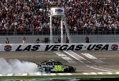 Las Vegas Motor Speedway:      The Las Vegas Motor Speedway is situated in Nevada, County of Clark in the northern part of Las Vegas around 15 miles northeast of the Las Vegas Strip. It lies in a 1,200 acre complex of various tracks for racing cars.