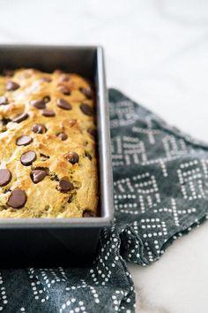 Vegan and Gluten-Free Chocolate Chip Banana Bread