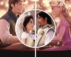 Rapunzel and Flynn <3