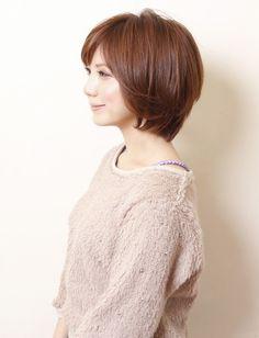 2012 本命秋ボブ - AKs / 表参道の大人の女性のための美容室 アクス [東京都] - スタイル -
