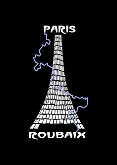 Friday's poster of theday - #ParisRoubaix