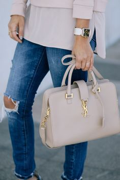 Marc Jacobs Watch and YSL Cabas Tote waysify - Sale! Shop at Stylizio for womens and mens designer handbags luxury sunglasses watches jewelry purses wallets clothes underwear Luxury Bags, Luxury Handbags, Fashion Handbags, Purses And Handbags, Fashion Bags, Designer Handbags, Women's Handbags, Burberry Handbags, Designer Bags