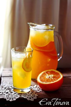 i love oranges and lemonade and this is like both! must try it, just need someone to translate it...