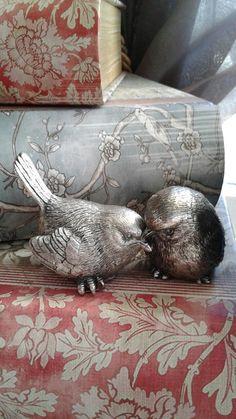 Lovebirds #Homelife