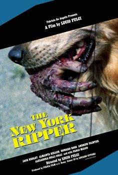 THE NEW YORK RIPPER (Lucio Fulci, 1982)