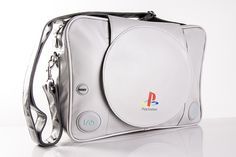 This Messenger Bag Is Shaped Like A PlayStation