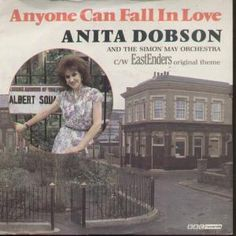 Anita Dobson - Anyone Can Fall In Love Vinyl Single Eastenders Worst Album Covers, Bad Album, Theme Tunes, Rare Vinyl Records, Hollyoaks, Childhood Days, Embedded Image Permalink, Music Is Life, Orchestra