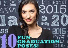 If your graduation portraits are getting a little stagnant, here are a few whimsical, entertaining poses to try out this season! Funny Senior Pictures, College Senior Pictures, Unique Senior Pictures, Country Senior Pictures, Senior Pictures Sports, Graduation Portraits, Graduation Photography, Graduation Photos, Graduation Ideas