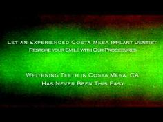 Visit our site http://newimagedentistryimplants.com/oral-surgery-costa-mesa for more information on Oral Surgery Costa Mesa.Many people are just like you, people who may have met injuries in the past whose only resort is to get an oral surgery or people who were born with oral defects. An oral surgery Costa Mesa has become the best option for most people who have seen that it can give them a more uniformed and natural-looking teeth that they cannot get from dentures and bridges.