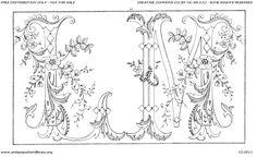 MATIN LUMINEUX: Broderies anciennes de chez Sajou