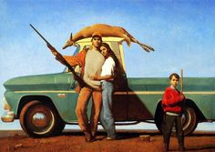Hanging at the Ogden Museum of Southern Art in NOLA Bo+Bartlett++(28).jpg (640×453)