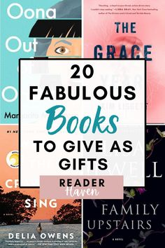Here are some of the most-loved, most buzz-worthy fiction books of the past few years: perfect books to give as gifts to your loved ones! Ya Books, Good Books, Books To Read, Reading Books, Best Fiction Books, Thriller Books, Reading Challenge, What To Read, Book Gifts